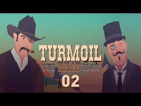 НАКОНЕЦ ТО ПОДСКАЗКИ! - #2 TURMOIL THE HEAT IS ON ПРОХОЖДЕНИЕ