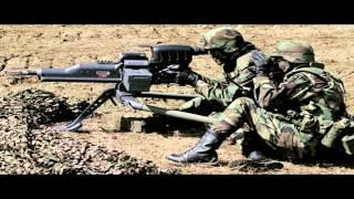 Автоматический станковый гранатомет XM307 ACSW
