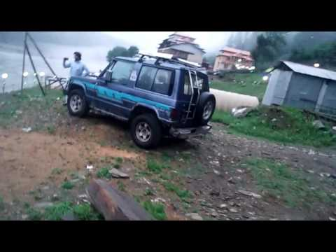 Neelam valley Ajk Sharda Resort... Imran Ali Jilani Kay Saath Some one special.. Video