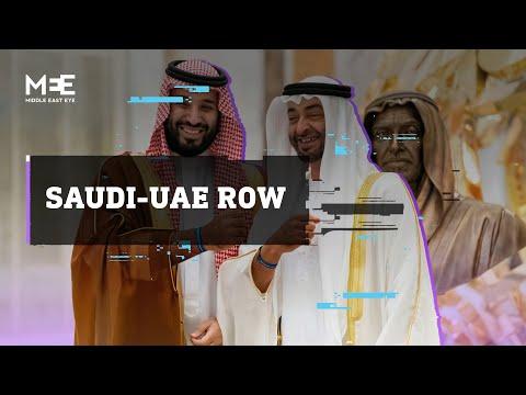 Saudi Arabia and UAE face off over energy deal