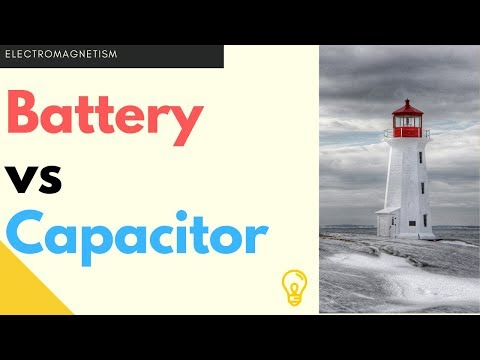 24. What is a Capacitor (Hindi)