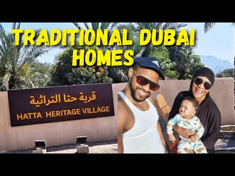 Let's Explore Traditional Dubai Homes at Hatta Heritage Village! #heritagevillage #Hatta #dubai