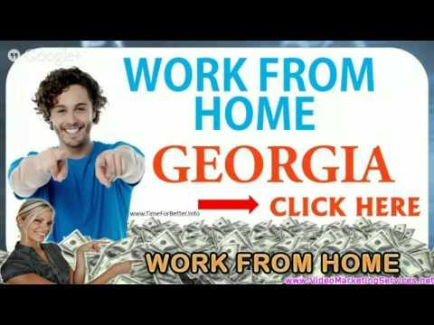 Legitimate Work From Home Jobs In Ga / Georgia