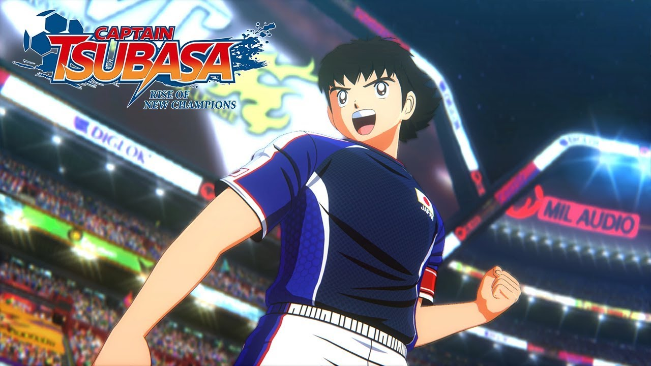 Captain Tsubasa: Rise Of New Champions - Release Date Reveal Trailer -  PS4/PC/SWITCH - YouTube