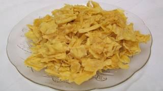 Papdi gathiya or Papri gathia Recipe Video - Indian Snack Recipe