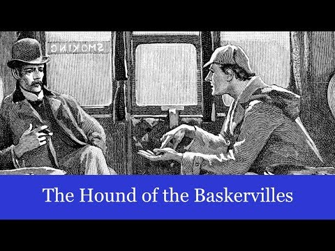 A Sherlock Holmes Novel The Hound of the Baskervilles FULL Audiobook