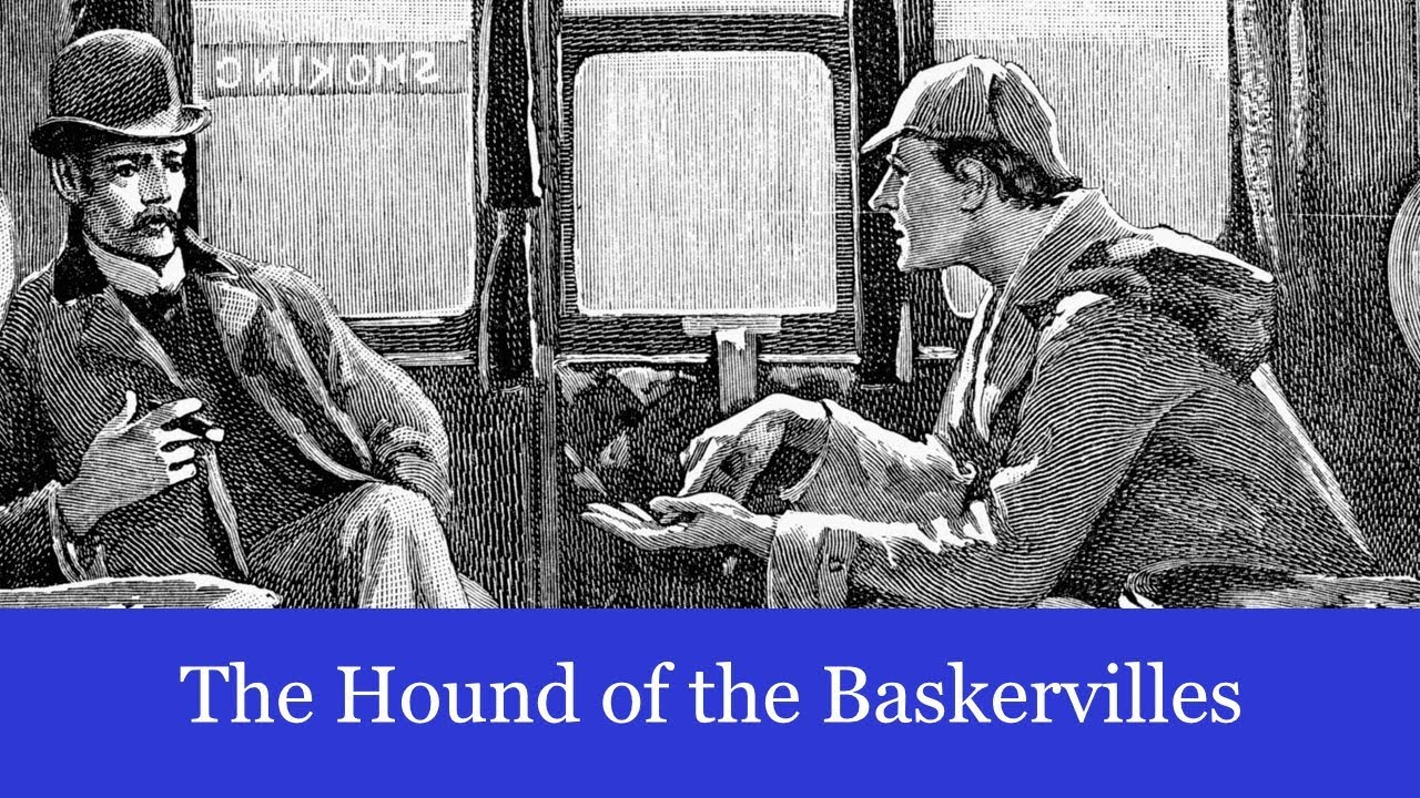 A Sherlock Holmes Novel: The Hound of the Baskervilles Audiobook