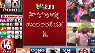 Warangal TRS MP Dayakar Speaks On Telangana Assembly Election Results 2018 | V6 News