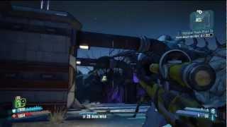 Borderlands 2 Livestream #2 - Doctor Zed Missions!