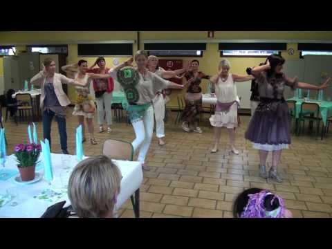 Zumba Gold – bollywood – Chikni Chameli – Chantal's wedding – Zumba à Liège