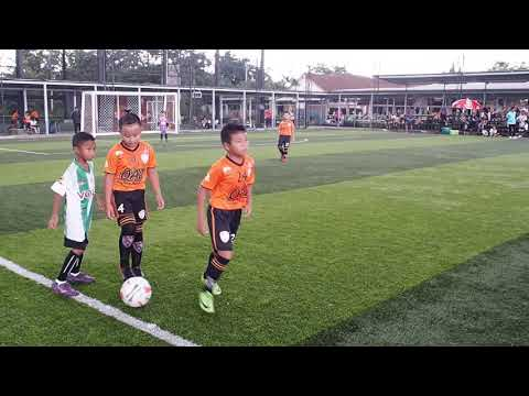 Mol Football Academy League Group A ครั้งที่ 14 # OAZ VS เพชราวุธ วันอาทิตย์ 1 กันยายน 2562 # Q2