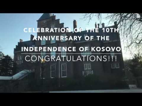 Celebration of the 10th Anniversary of the Independence of the Republic of Kosovo