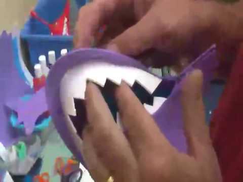 Shark Sock Puppet