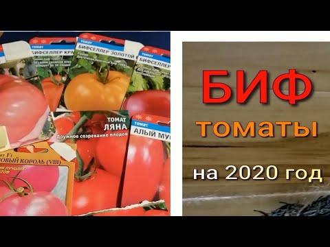 Семена томатов на 2020 год. БИФ томаты | томатыдляоткрытогогрунта | самыеурожайныетоматы | обзорсемянтоматов | томатыдлятеплиц | среднеспелыет | семенатоматов | ранниетоматы | бифтоматы