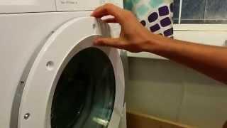 Ремонт замка дверцы стиральной машины Bosch Maxx 5 VarioPerfect(, 2014-08-26T18:31:58.000Z)