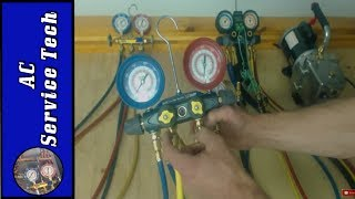 Refrigerant Manifold Gauge Set Comparison, Operation, Uses, other HVAC Tools