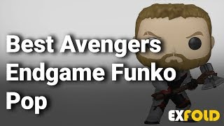 Best Avengers Endgame Funko Pop: Complete List with Features & Details - 2019