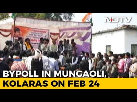 Madhya Pradesh By-Polls A Prestige Battle