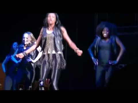What I Said- Coco Jones AATW Tour August 7th,2013