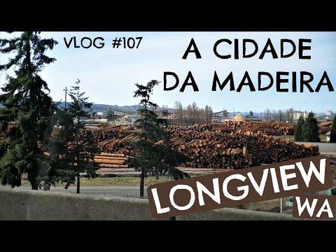 VLOG #107 - A CIDADE DA MADEIRA - LONGVIEW