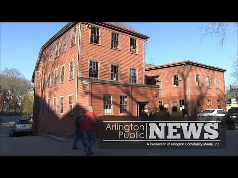 APN | Old Schwamb Mill Tour