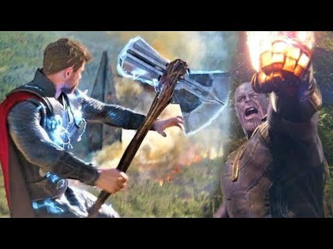 The REAL Reason Why Stormbreaker Overpowered the Infinity Gauntlet - INFINITY WAR EXPLAINED