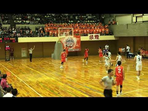ウインターカップ埼玉県予選 男子決勝 前半 埼玉栄vs正智深谷