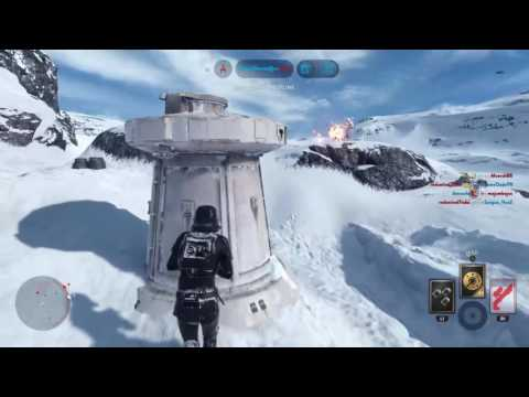 Star Wars Battlefront | Purgatory | Star Wars Gameplay PS4