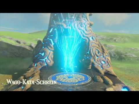 The Legend Of Zelda Breath Of The Wild Nebenaufgabe Konigliche Kuche Youtube