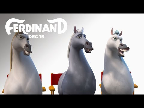Ferdinand | Straight from the Horse's Mouth: Bull Crew | 20th Century FOX