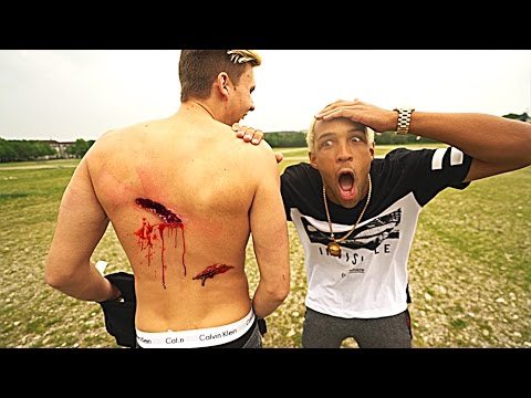DIE SCHMERZHAFTESTE CHALLENGE EVER!! - mit KSFreak & Andre from YouTube · Duration:  6 minutes 37 seconds