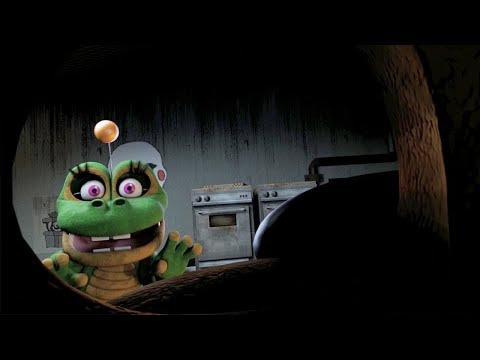 UCN Voice Lines Animated (Best FNAF Voices)