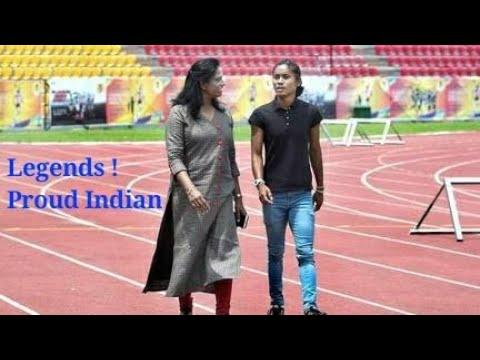 PT Usha on Hima Das | Champions Together