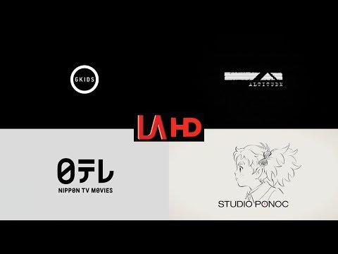 GKIDS/Altitude/Nippon TV Movies/Studio Ponoc