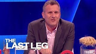 Adam Hills Has A Message to Any Terrorists In London - The Last Leg