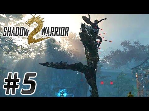 Shadow Warrior 2 (HD 1080p) - Проблема с просачиванием / Большие проблемы в Каламити #5