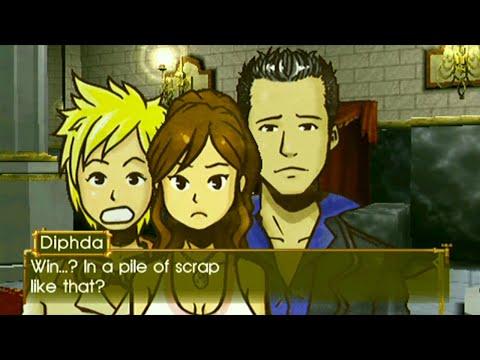 Steambot Chronicles: Battle Tournament Game Sample - PSP