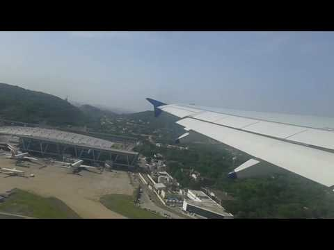 Airbus A320 Indigo airlines takeoff from Chennai-Captured by me