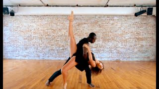 Stimela | Wynter Gordon - Contemporary Dance Duet - Renako & Julia