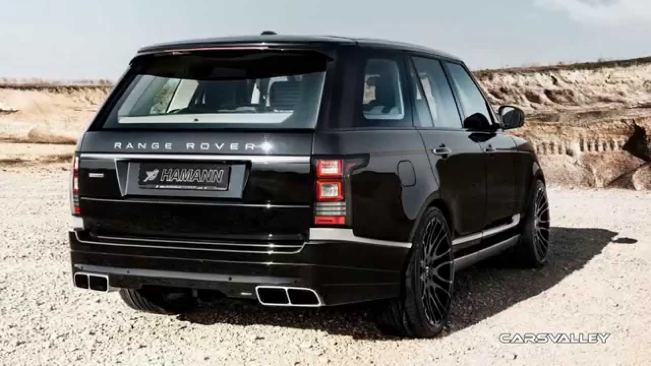 New Hamann Range Rover Vogue 2014 Youtube