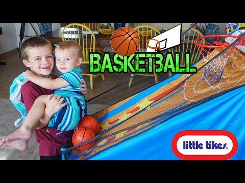 Thumbnail: THE BABY IS NOT A BASKETBALL