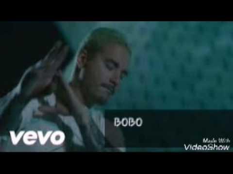 Cancion BOBO con letra /canciones con letra ❤