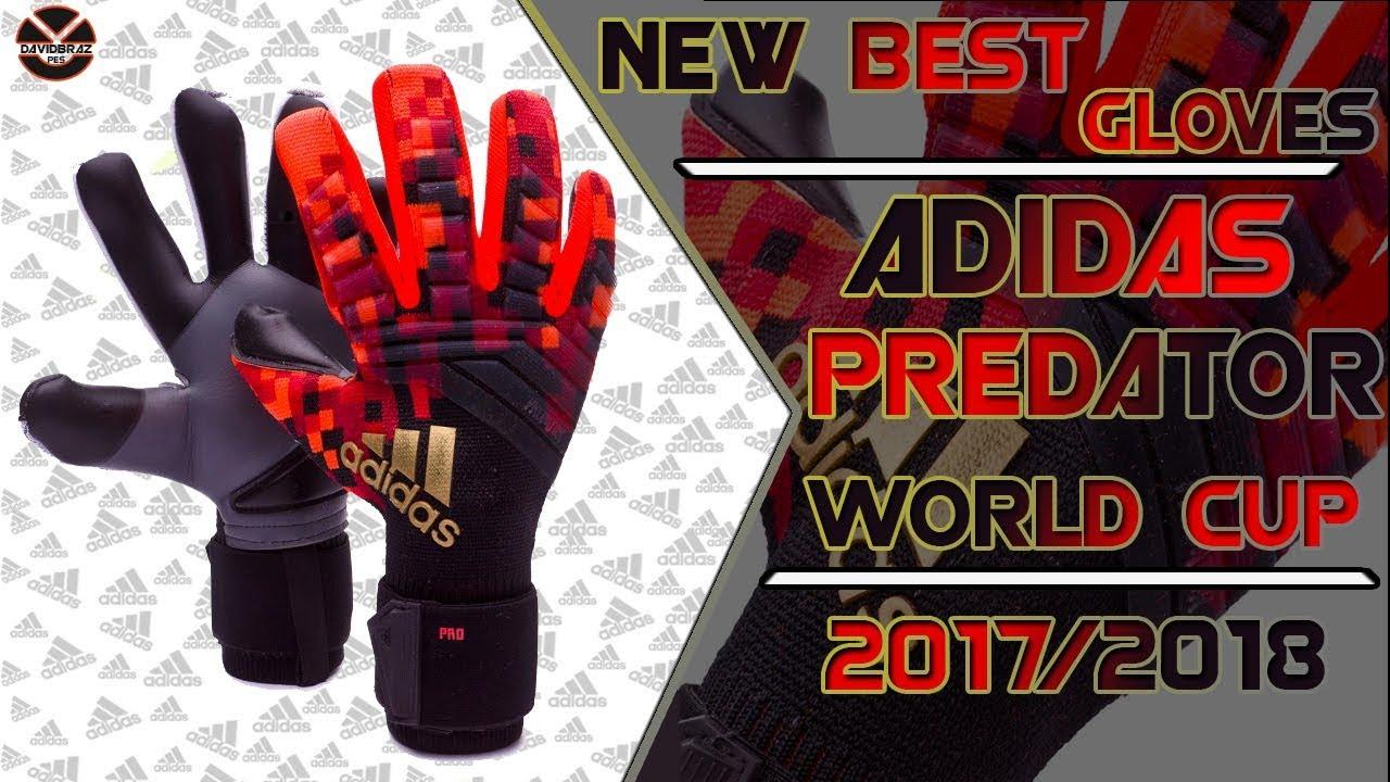 9ae916c2927d PES 2013   New Gloves Adidas Predator World Cup • 2017 / 2018 • HD ...