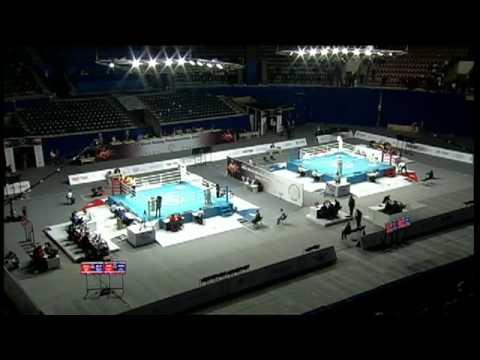 Heavy (91kg) R16- Almatbouli Ihab (JOR) VS Wang Xuanxuan (CHN) -2011 AIBA World Champs