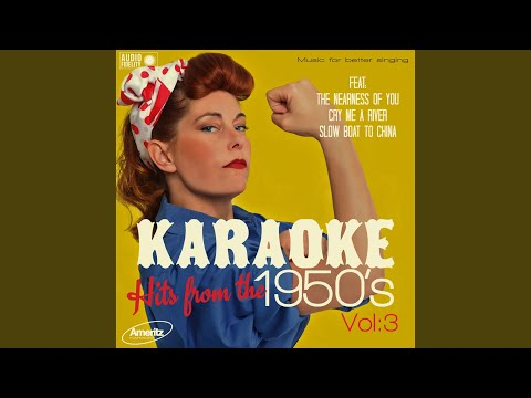 The Nearness of You (In the Style of Sarah Vaughan) (Karaoke Version)