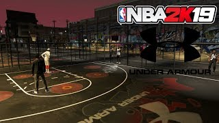 NBA 2K19 CAGES GAMEPLAY!