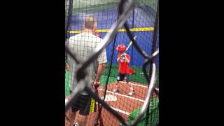 Hitting clinic with Kevin Long!!!  9/17/15