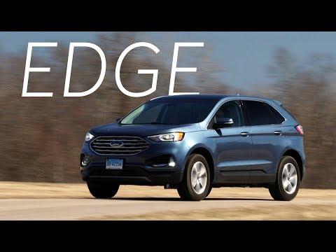 2019 Ford Edge Quick Drive   Consumer Reports