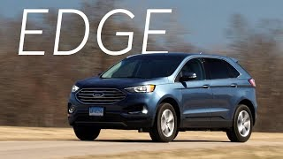 2019 Ford Edge Quick Drive | Consumer Reports