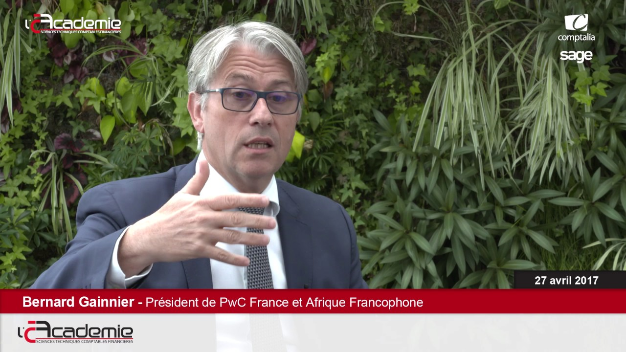 Les Entretiens de l'Académie : Bernard Gainnier